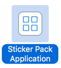 - 237 screenshot 1 - #237: Creating a Sticker Pack iMessage App 🎉 – Little Bites of Cocoa – Tips and techniques for iOS and Mac development
